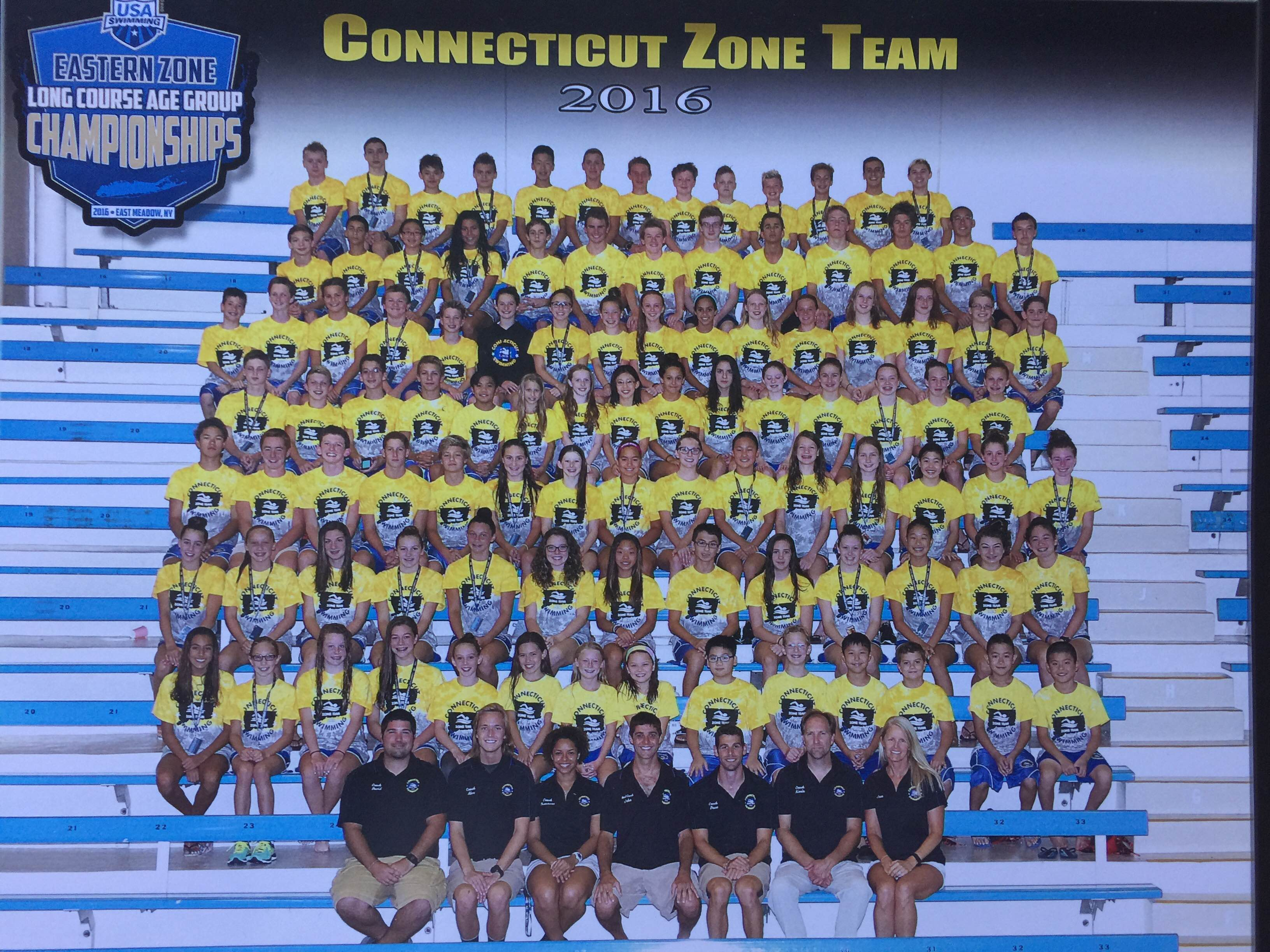 2016 LC Zone Team Photo