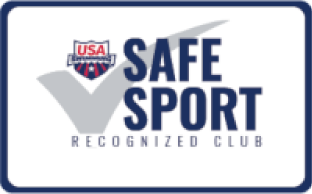 Safe Sport Club Recognition shield
